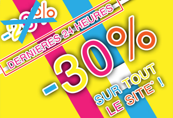 -30% sur Stringmania